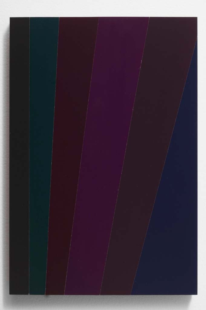 Six Shades Of Midnight,Peter Holm, 2014,midnight Edition.EditionNorm, Berlin,painting